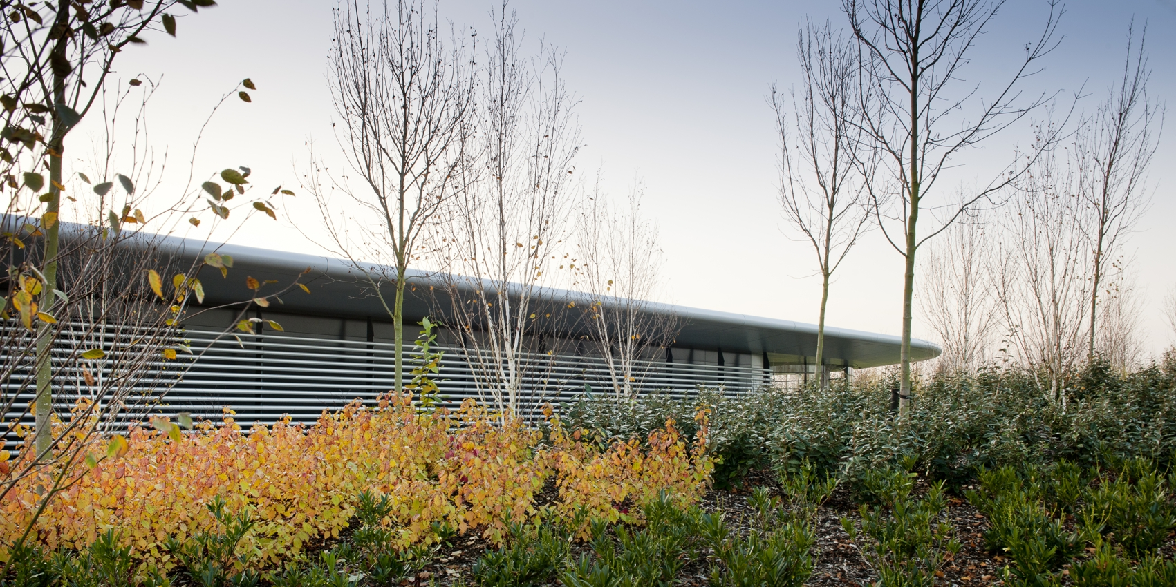 McLaren Production Centre_ Norman Foster + Partners_By Nigel Young_1