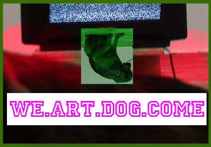 Ivo Dimchev - WE.ART.DOG.COME