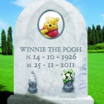 Winnie RIP - courtesy Angel Art Gallery