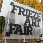 Fiere d'autunno. Frieze a Londra