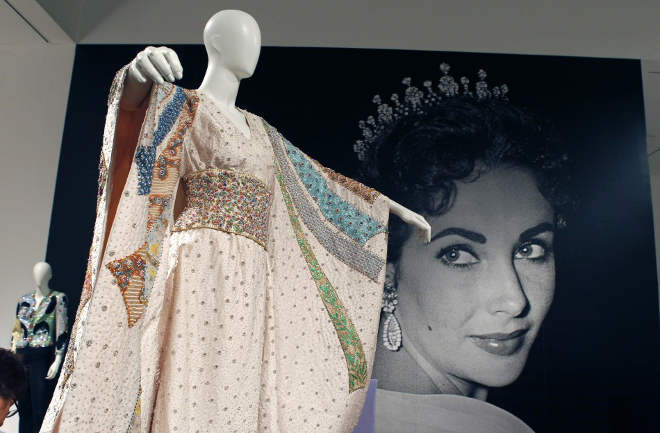 Elizabeth Taylor - Christie's New York 3