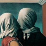 René Magritte - Les Amants - 1928 - New York, The Museum of Modern Art - photo Charly Herscovici, Bruxelles 2011