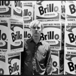 Fred McDarrah - Warhol & Brillo Boxes At Stable Gallery - 1964