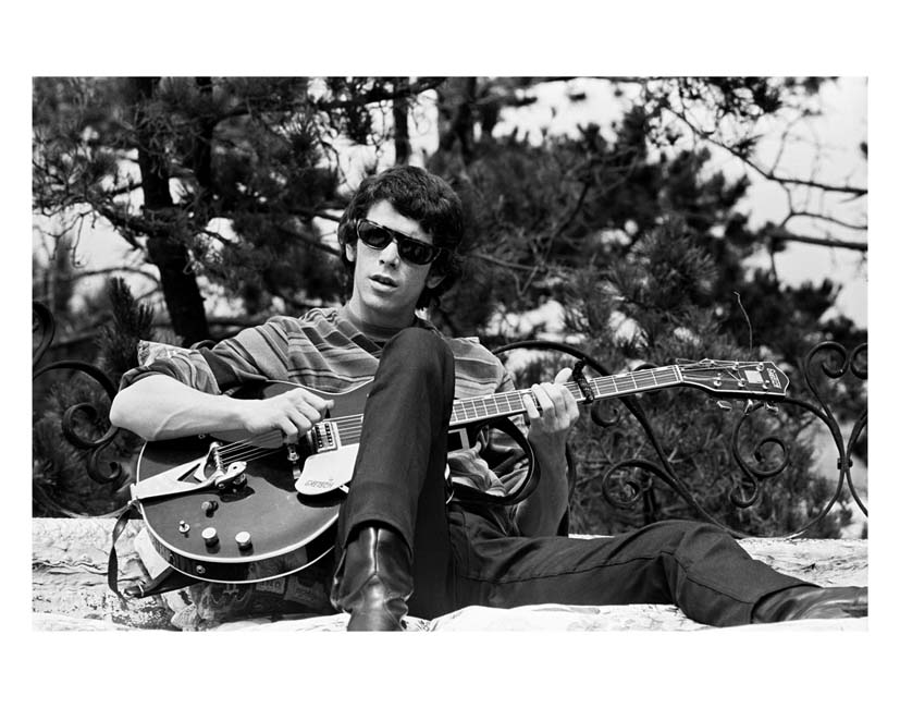 Lisa Law – Lou Reed at Castle - 1966