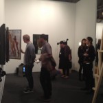Art Los Angeles Contemporary - Ltd, lo stand a tema voyerismo