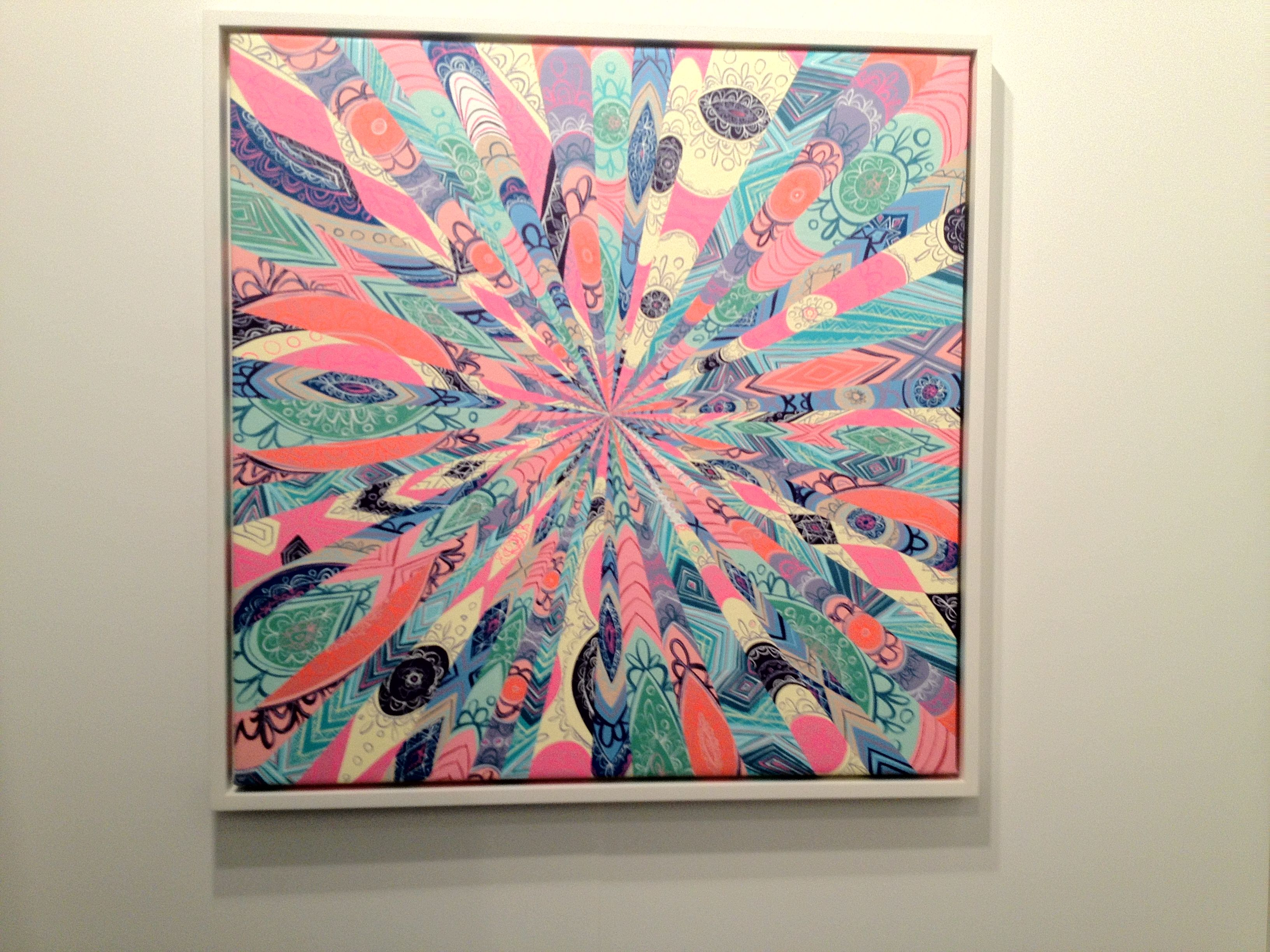 Art Los Angeles Contemporary. Kelsey Brookes, Quint Contamporary Art Gallery