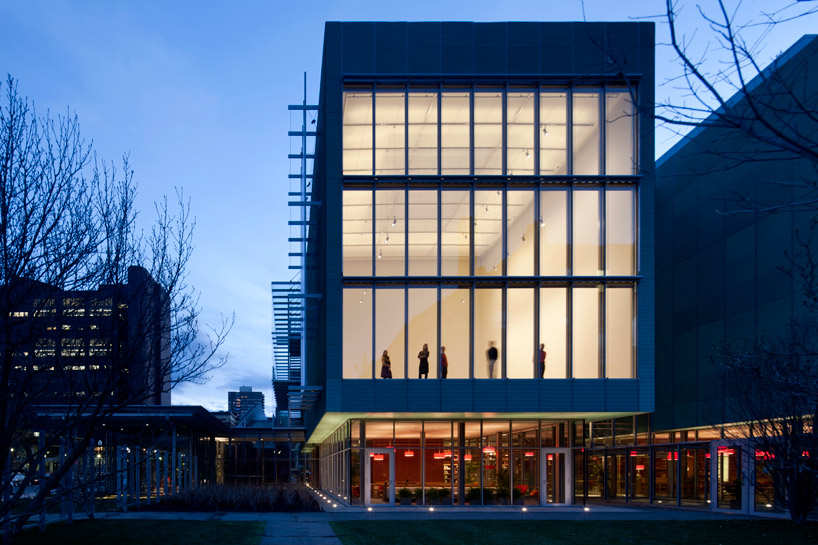 Renzo Piano - Isabella Stewart Gardner Museum, Boston (foto nic lehoux - renzo piano building workshop)