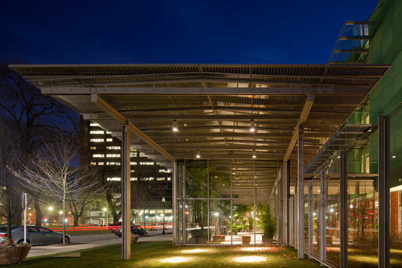 Renzo Piano - Isabella Stewart Gardner Museum, Boston (foto nic lehoux - renzo piano building workshop) 3