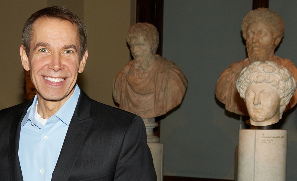 Jeff Koons – courtesy KHM Wien
