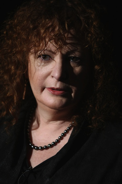 Nan Goldin – photo Sean Gallup