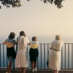 Luigi Ghirri - Capri, 1981  serie Paesaggio italiano - project print - 5.7 x 8.5 cm -  Eredi di Luigi Ghirri - Courtesy Fondo di Luigi Ghirri
