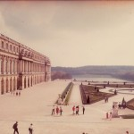 Luigi Ghirri - Versailles, 1985  serie Versailles - project print - 5.5 x 7 cm -  Eredi di Luigi Ghirri - Courtesy Fondo di Luigi Ghirri