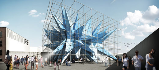 Wendy by HWKN - YAP Moma/PS1 - render