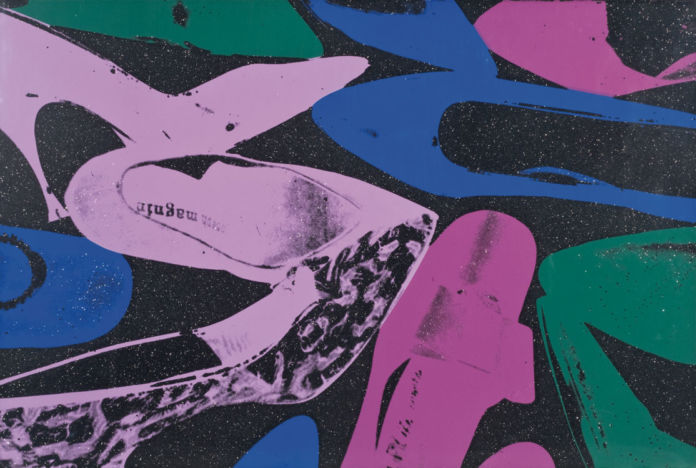 Andy Warhol, Diamond Dust Shoes
