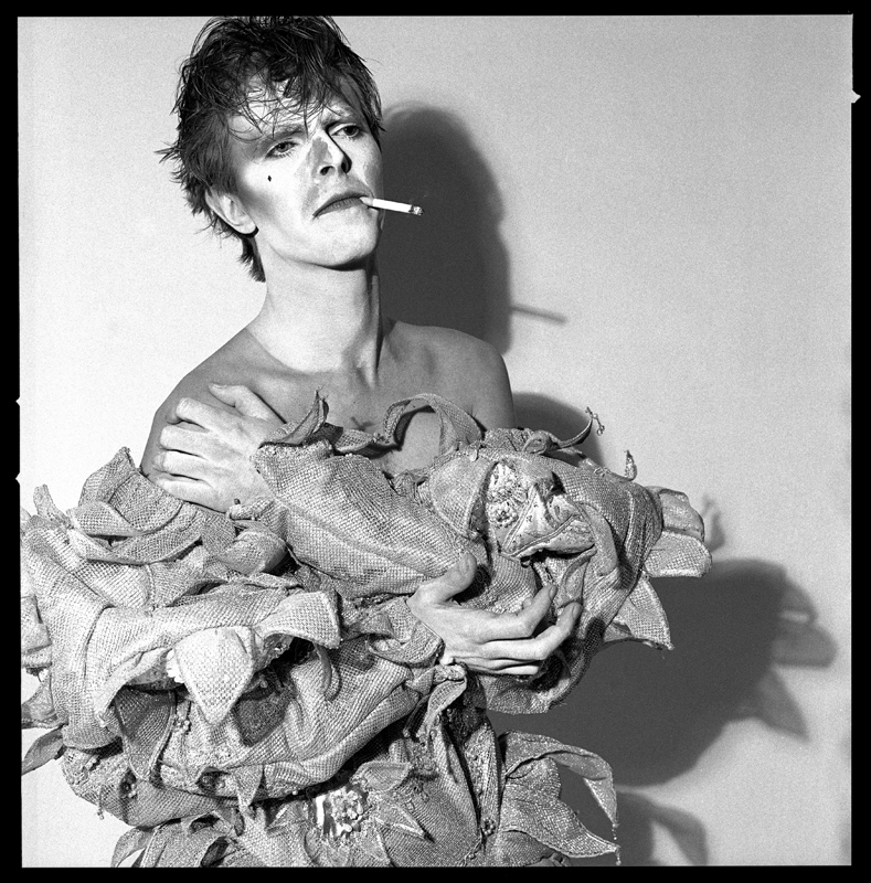 David Bowie, Scary Monsters (and Super Creeps), 1980 © Duffy Archive