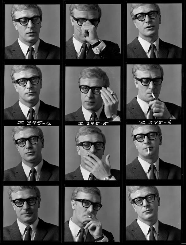 Michael Caine, 1964 © Duffy Archive