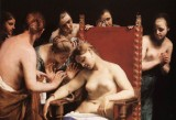 Guido Cagnacci - Morte di Cleopatra