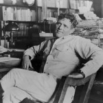 Jack London - photo Hulton Archive/Getty Images