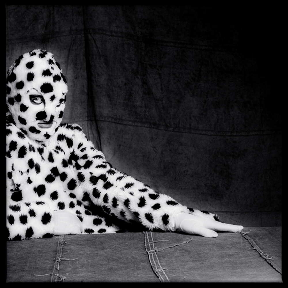 Fergus Greer - Leigh Bowery Session I-Look 1 - novembre 1988