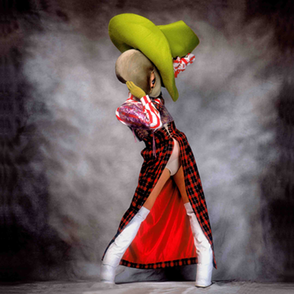 Fergus Greer - Leigh Bowery Session VI-Look 31 - marzo 1992