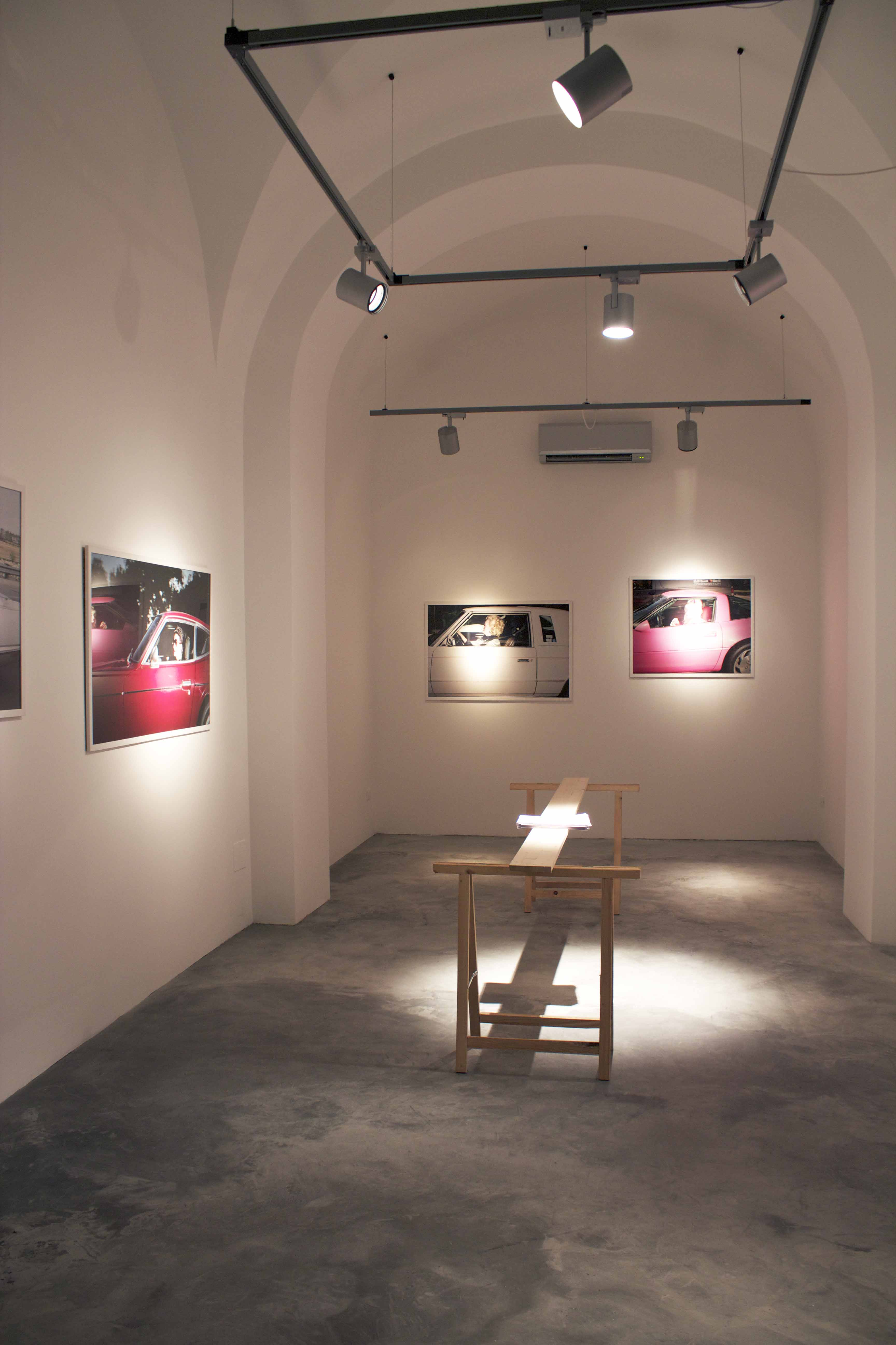 Andrew Bush - Bloo Gallery, Roma 3