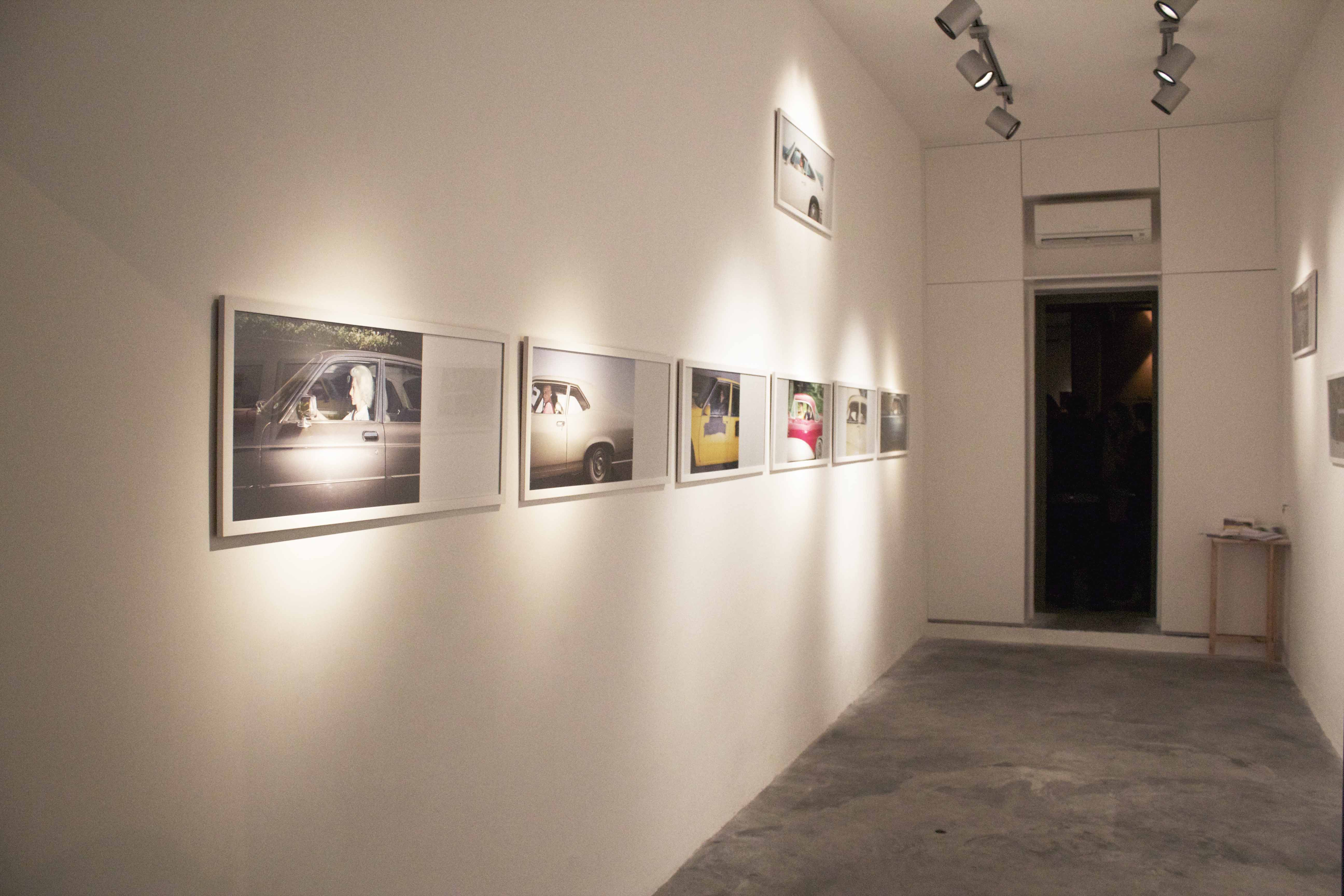 Andrew Bush - Bloo Gallery, Roma 8