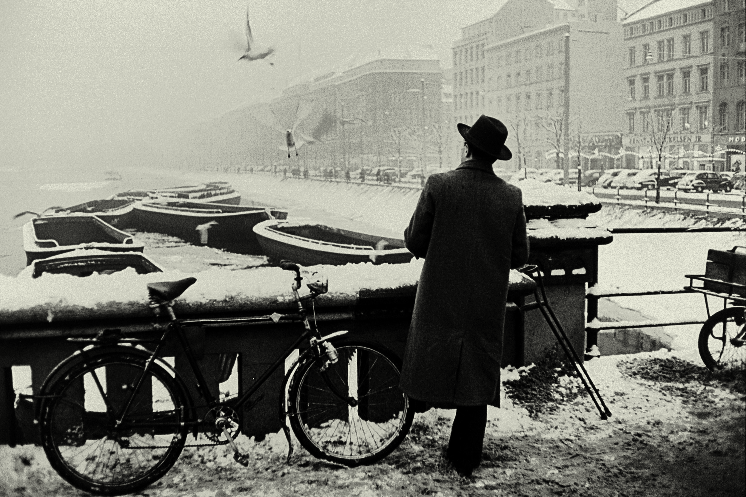 Mostra People and the City - Cartier-Bresson