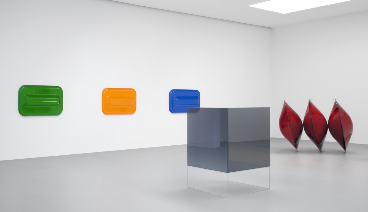 Primary Atmosphere. Works from california 1960-1970, 2010, David Zwirner Gallery, New York - credits David Zwirner, foto Cathy Carver