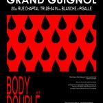 Valerio Carrubba - Poster for Body Double #1