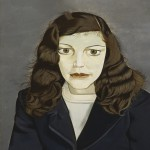 Lucian Freud - Girl in a Dark Jacket - 1947 - coll. privata - photo Lucian Freud