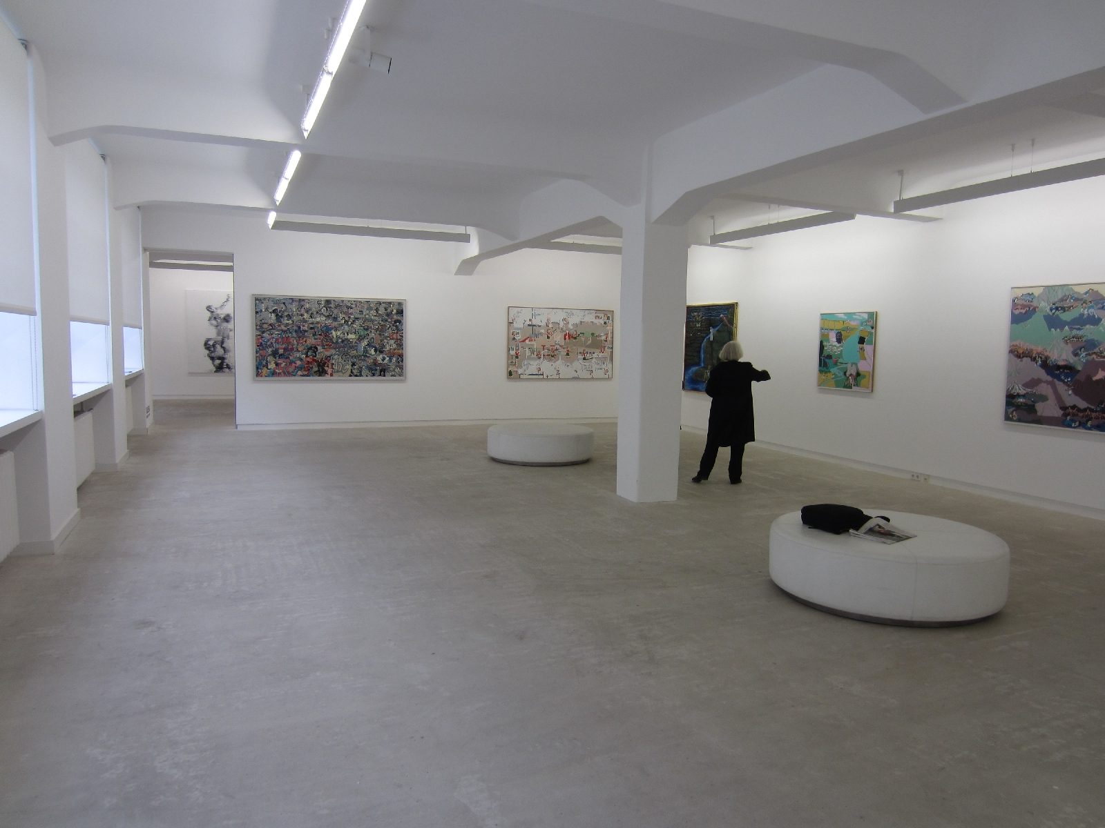 Berlin Gallery Weekend 2012 - klaus liebig @ michael jansen