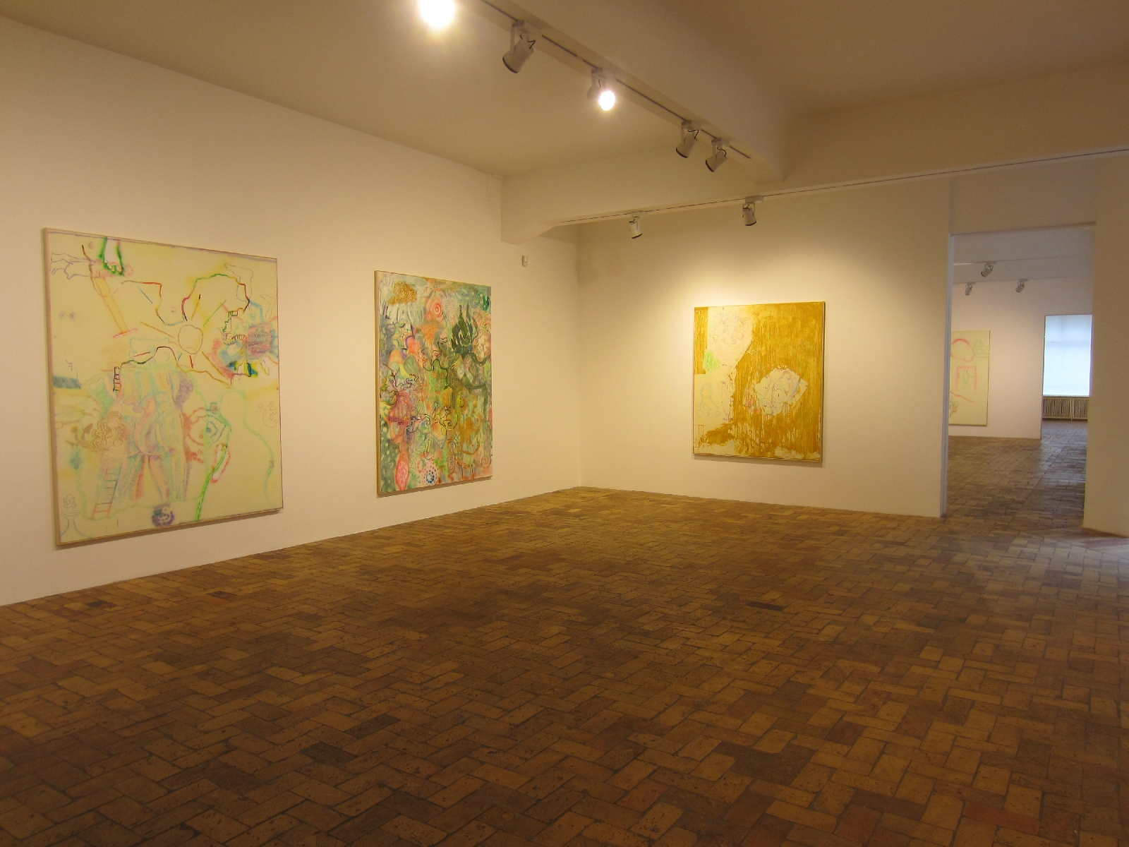Berlin Gallery Weekend 2012 - michael williams @ vw