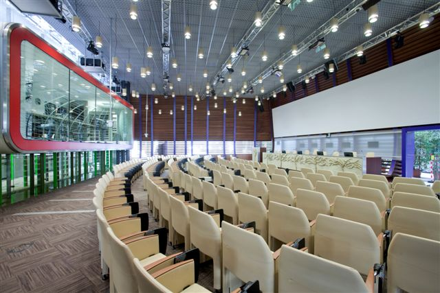 Sheikh Zayed International Media and Knowledge Centre, Roma 3