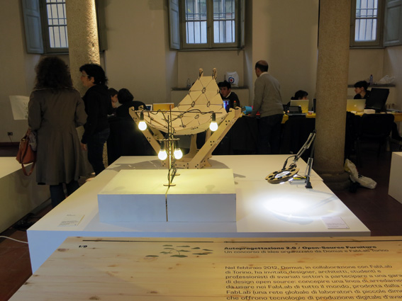 Domus, The future in the making - Palazzo Clerici, Milano
