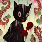 Gary Baseman - Nightmare before Xmas (Purr)