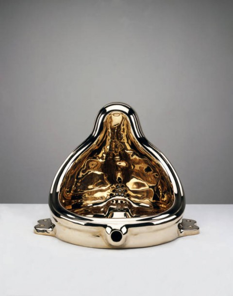 Sherrie Levine, Fountain (after Duchamp), 1991