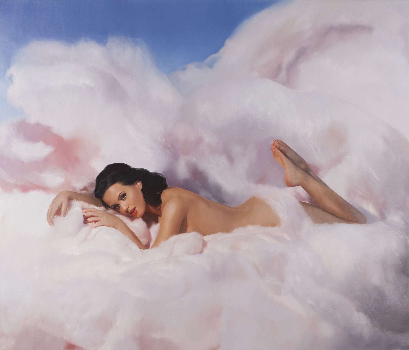 Will Cotton - Cotton Candy Katy - 2010 - courtesy the artist and Mary Boone Gallery, New York