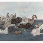 Kiki Smith - Come Away From Her (After Lewis Carroll) - 2003 - courtesy ULAE, Inc.