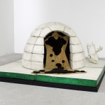 Piero Gilardi - Igloo - 1964 - courtesy l'artista