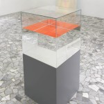 Ann Veronica Janssens - Orange - 2011 - courtesy Galleria Alfonso Artiaco, Napoli - photo Luciano Romano