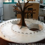 The Caketrope of BURTON's Team, 2012 - making of - ©Alexandre Dubosc