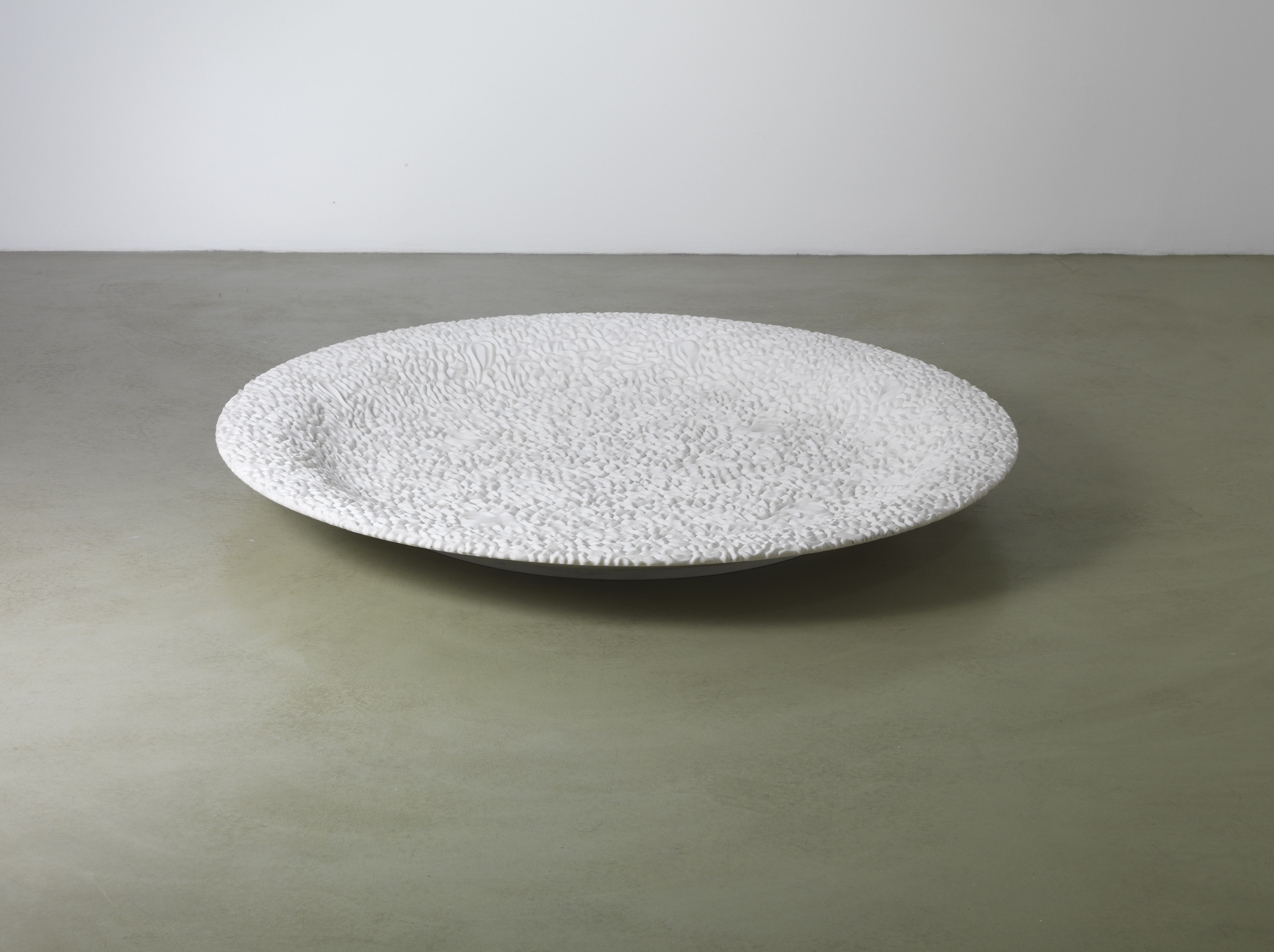 Ai Weiwei - Marble Plate - 2010 - marmo - courtesy the artist & Lisson Gallery