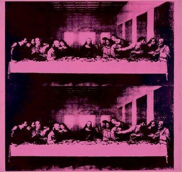 Andy Warhol, The Last Supper, Sondrio, courtesy Collezione Credito Valtellinese - ©Andy Warhol Foundation for the Visual Arts, by SIAE 2012