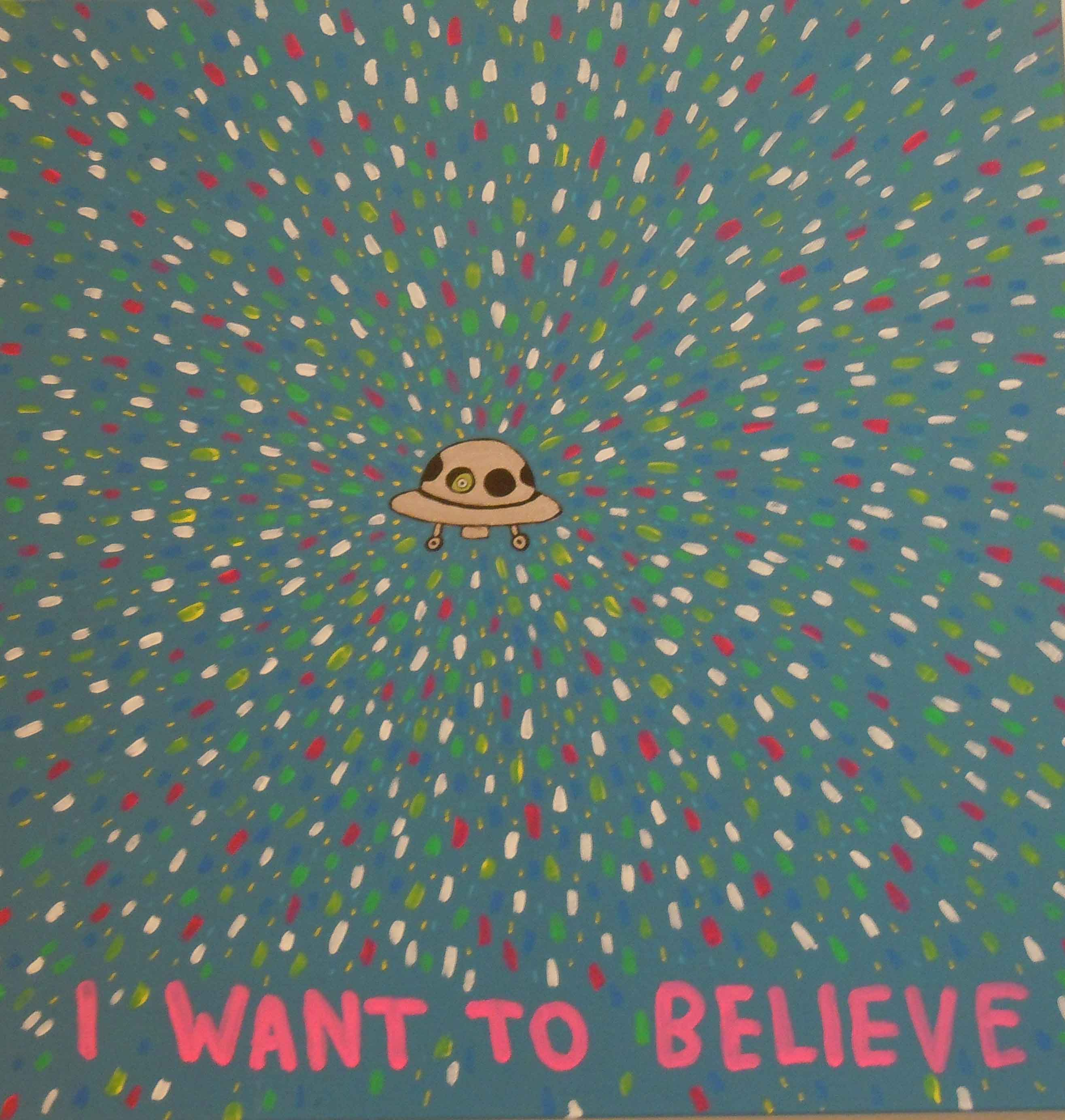 Laurina Paperina - I want To Believe - 2012