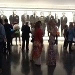 Richard Avedon opening