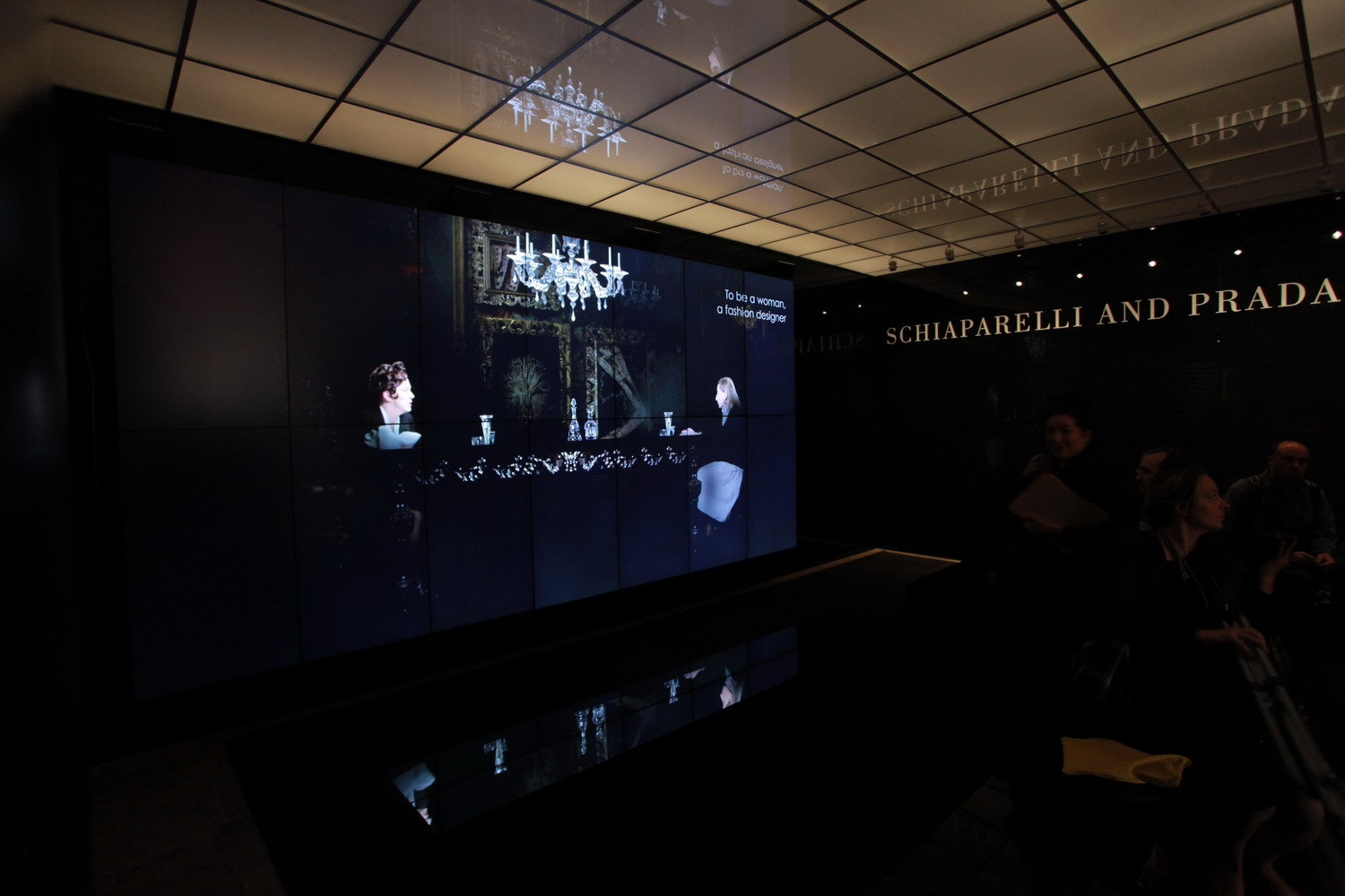 Schiaparelli & Prada Impossible Conversations 2