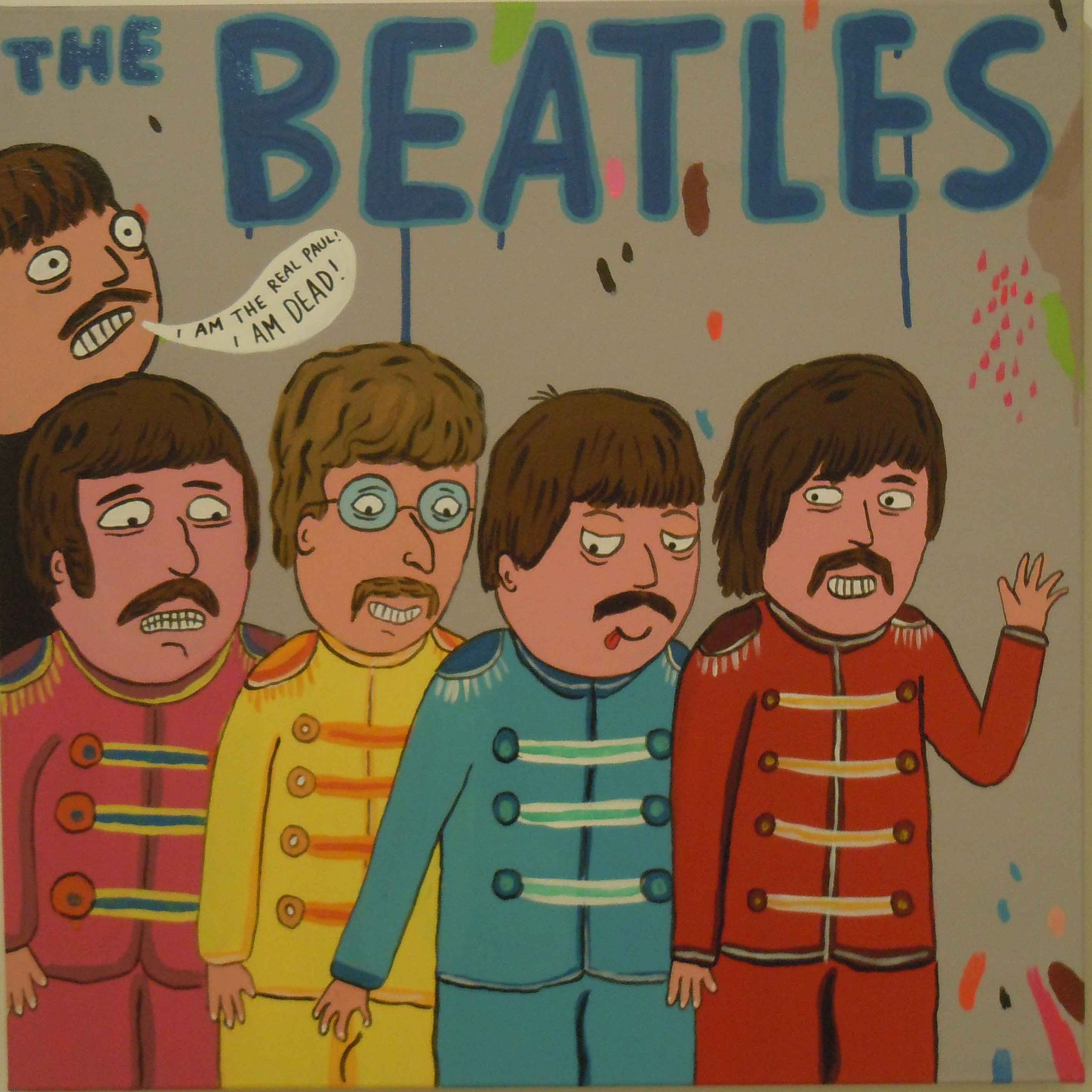 Laurina Paperina - The Beatles - 2012