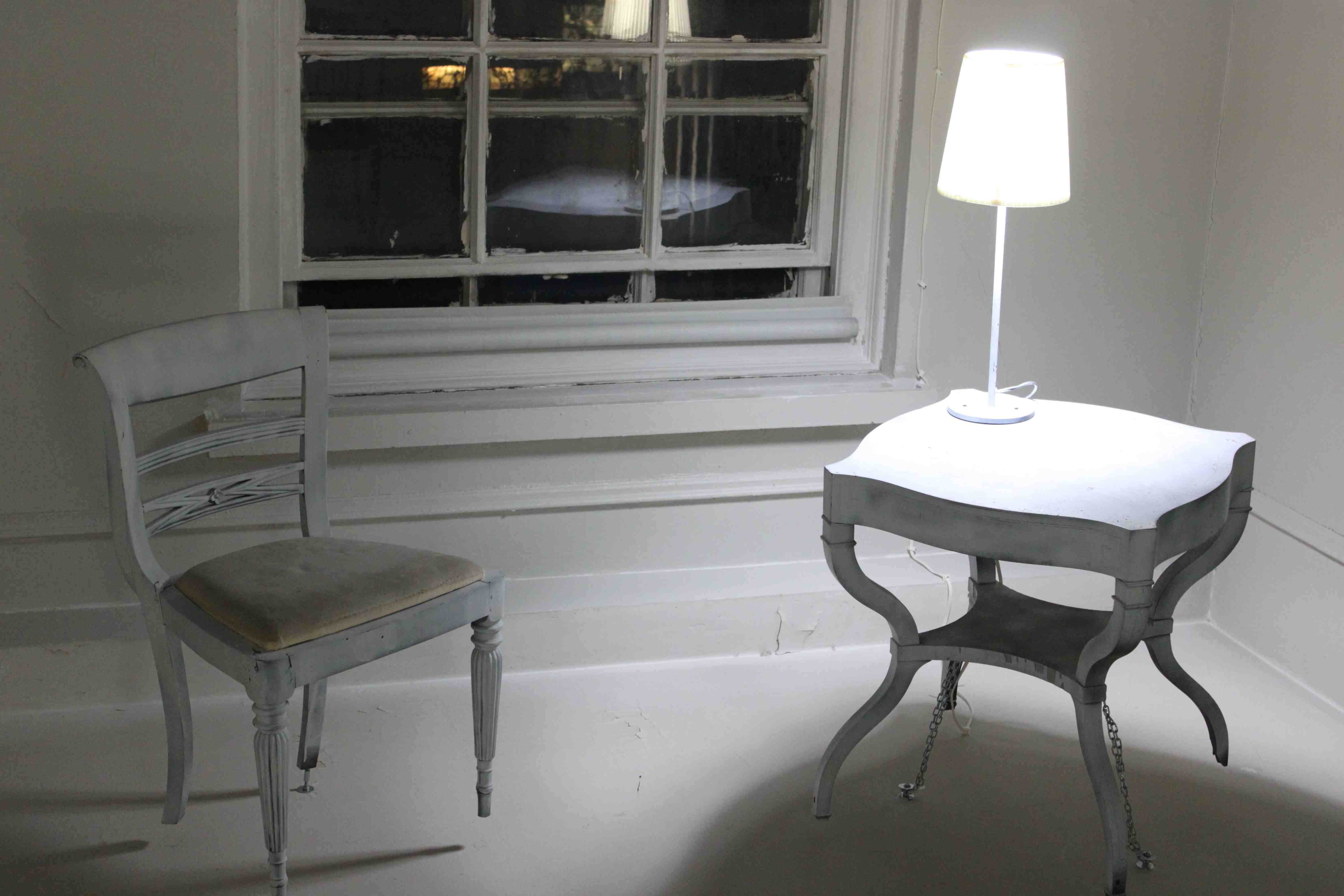 This side of paradise - veduta della mostra presso The Andrew Freedman Home, Bronx 2012