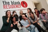 Lo staff di The Blank Residency - foto: Maria Zanchi