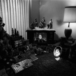 Bill Owens - Suburbia Series - 1970/1972 - Untitled (Reagan On Tv) - 1972